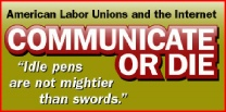 American Labor Unions and the Internet